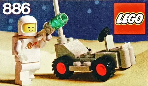 When did LEGO set start containing contemporary weapons? - Quora