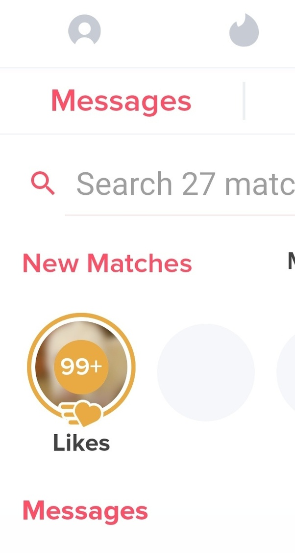 Likes tinder number of How Many