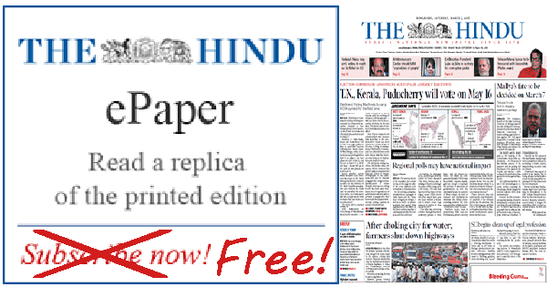 Where can i download hindu paper quora saigontimesfo