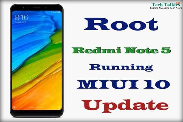 How to root a Redmi Note 5 and a Redmi Note 5 Pro - Quora