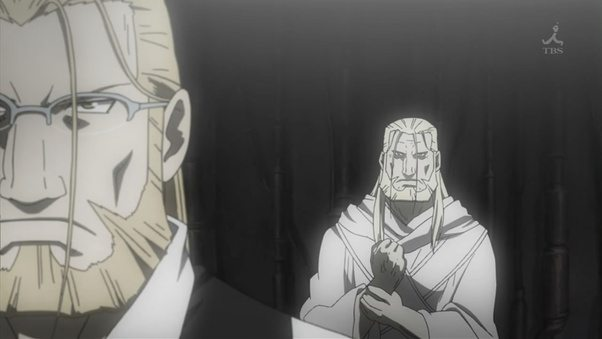 How is 'Father' made from Van Hohenheim's blood? - Quora