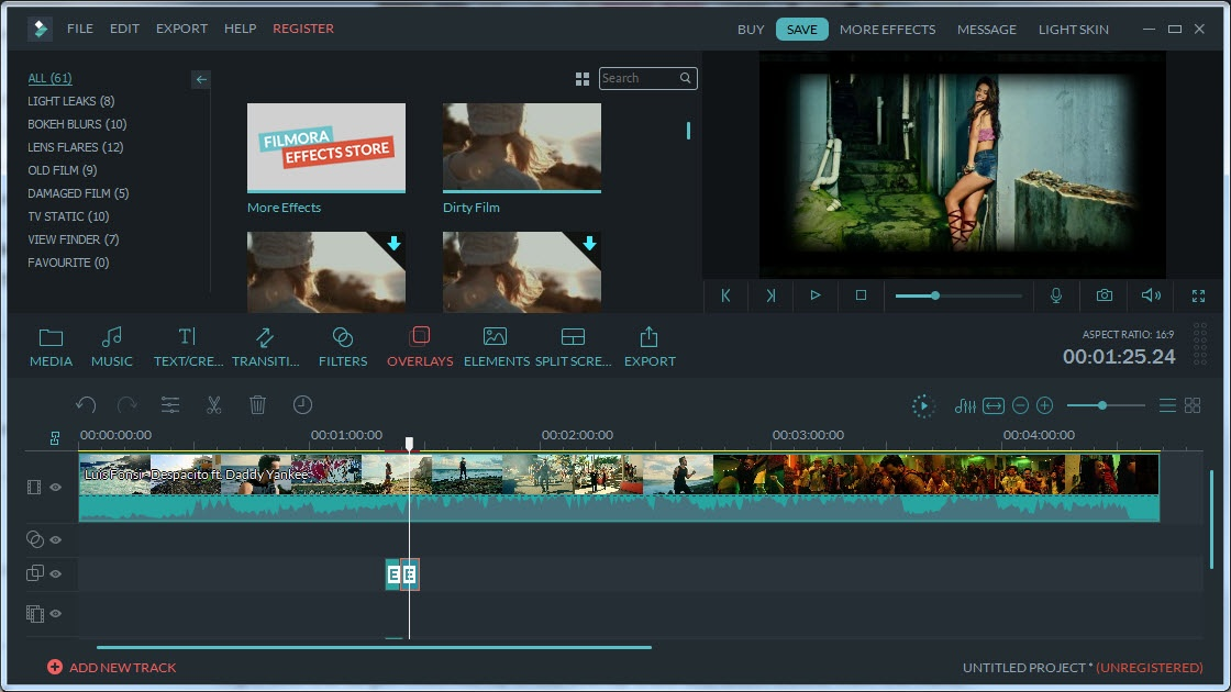 Which free video editing software has the best transition options