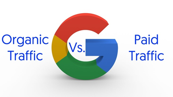 Key Differences between Organic Traffic and Paid Traffic