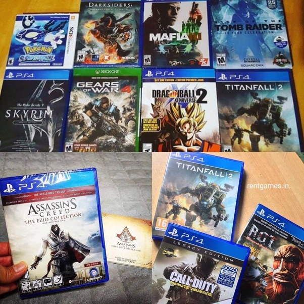 Where can I rent a PS4 in Bangalore? - Quora