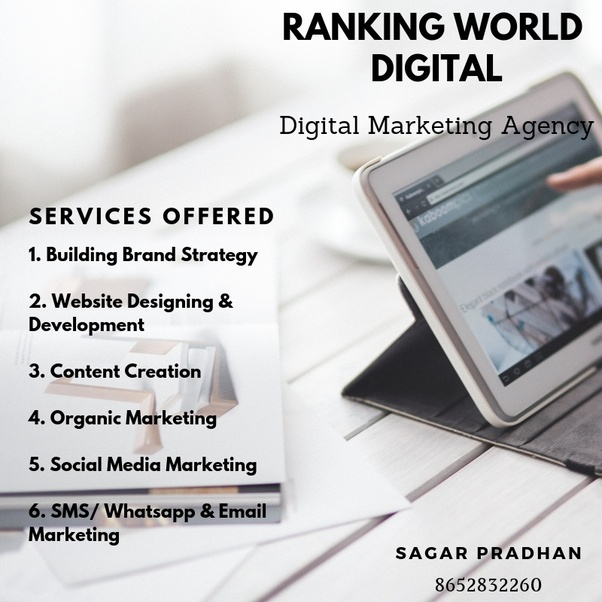 Why is digital marketing important for a new business? - Quora
