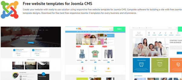 Where can I find free joomla templates? - Quora