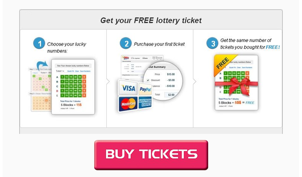 Can I buy online Powerball or Megamillion tickets living