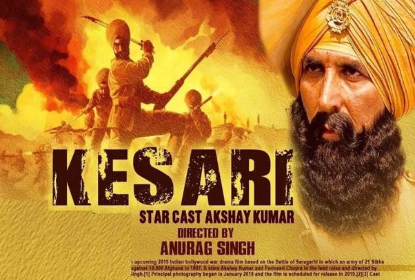 How to download the movie Kesari 2019 in 480p - Quora