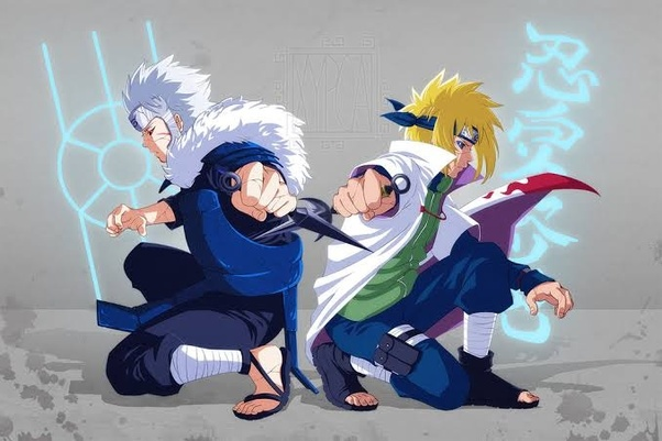 What are some overpowered non-elemental jutsu in Naruto? - Quora