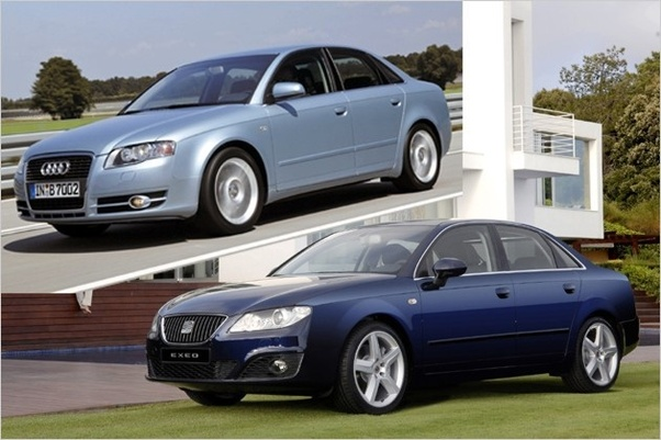 The Seat Exeo Is Based On The Audi A4 Series B7 Which Was Sold Between 2004  And 2008. When Audi Replaced The B7 With Its Successor B8, The Tools For  Its ...