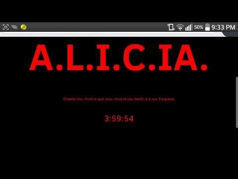 Have you ever gone to the dark web if so why and what did you see it consists of the picture you see above combined with the countdown and some disturbing sound effects theres also some hidden text in portuguese ccuart Gallery