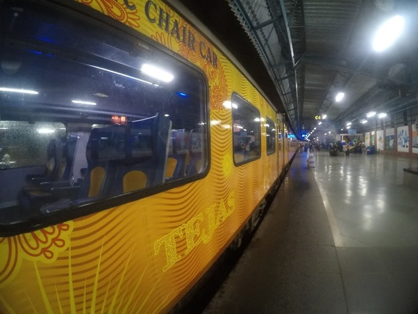 What are the ticket prices of Tejas Express? - Quora