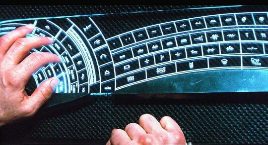 Which Kind Of Keyboard Mr Tony Stark Uses In Iron Man 1 Movie Quora