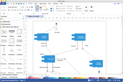 Which uml diagram do you use the most in solution architecture and it is a great uml diagram visio alternativefor mac os which doesnt cost much download a trial version now to see its abundent resources and experience ccuart Images