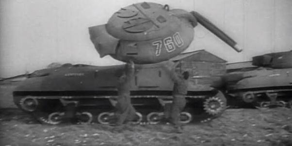 tank palsu dalam peperangan