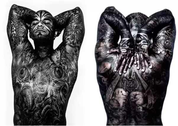 How much did all your tattoos cost? - Quora