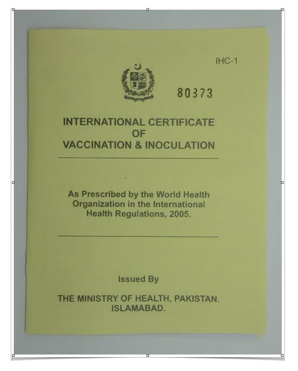 Yellow Fever Vaccination Karachi Posts Quora