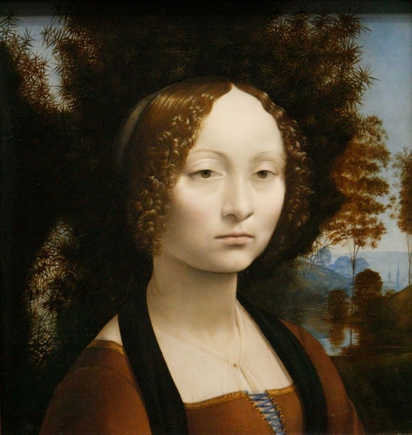 Why Doesnt The Mona Lisa Painting Have Eyebrows Or Lashes Quora
