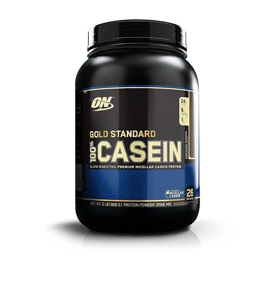 casein before bed for muscle growth