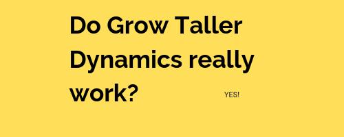 Growing Taller Secrets Ebook