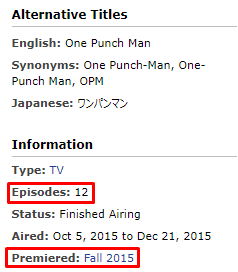 Di Mana Saya Dapat Menemukan Anime One Punch Man Episode 13 Quora