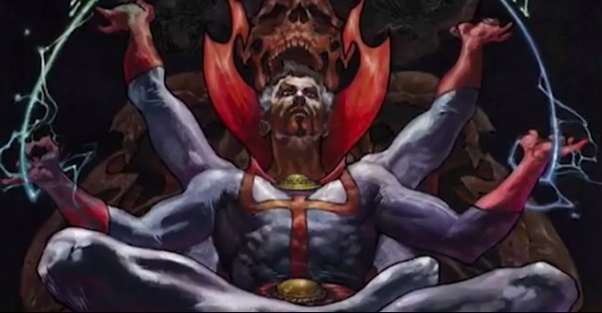 What Was Happening When Doctor Strange Had Multiple Arms
