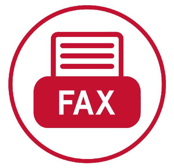 what is the format for fax numbers