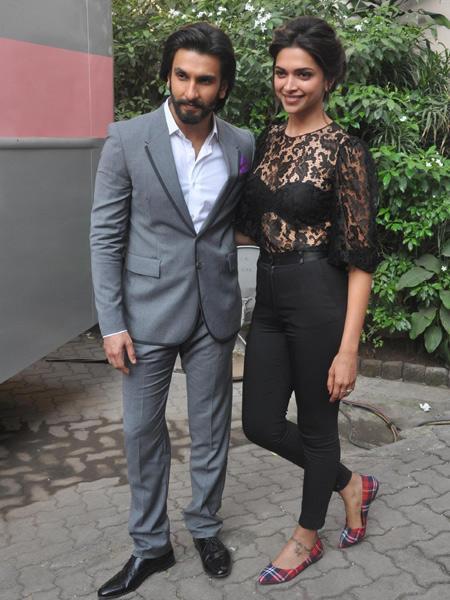 Is Deepika Taller Than Ranveer Singh What Is Her Height Quora