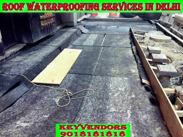 What is terrace waterproofing? - Quora