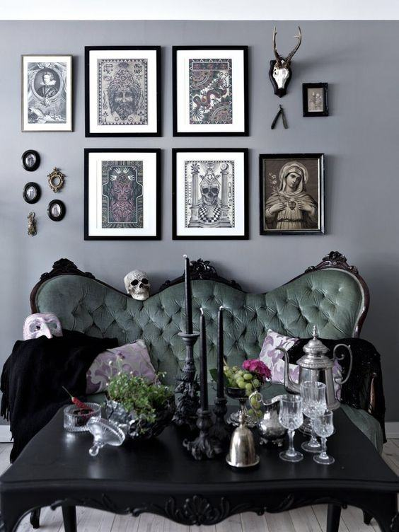 What are some decor ideas for a victorian gothic style home? - Quora