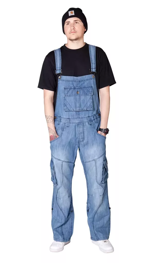 DUNGAREES - Jumpsuits Versus Buy Cheap Factory Outlet Free Shipping Low Price bkSZiJFW0w
