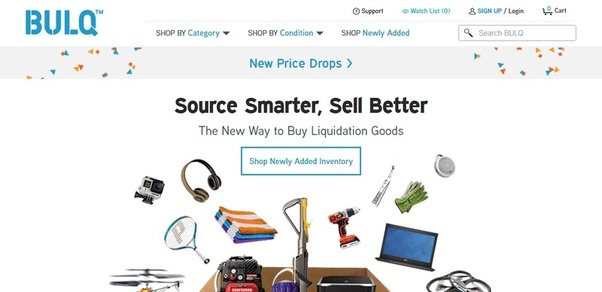 What are the best and cheapest wholesale and liquidation sites? - Quora