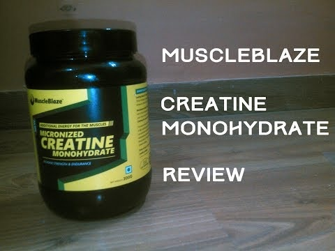 Which creatine monohydrate is best in India? - Quora