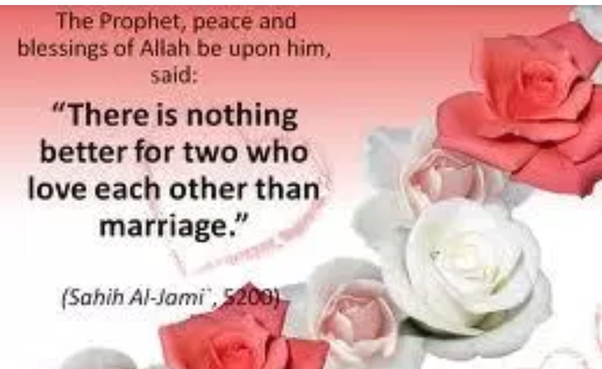Does Islam permit love marriage? - Quora