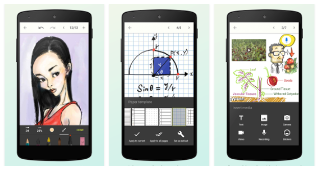 Samsung Galaxy Note: Which is the best note taking app for