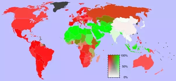 What are the most dangerous countries to be in if you are christian what are the most dangerous countries to be in if you are christian quora gumiabroncs Images