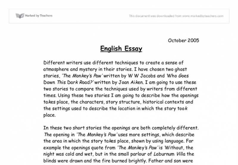 Essay Papers For Sale The First Part Is A Standout Amongst The Most Amazing Ones Since Here You  Should Make An Introduction Of The Entire Content Essay About Learning English also Critical Analysis Essay Example Paper How Should I Structure A Historical Argumentative Essay  Quora Essay Thesis Statement Generator