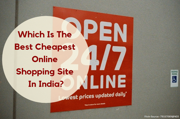 List of top 10 online shopping sites in India