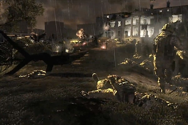 What is the saddest scene in a video game? - Quora
