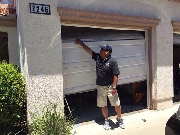 garage door opener costs estimate