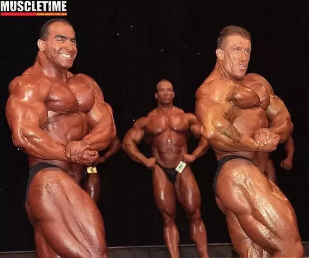 What are some of the politics, corruption, and biases that ... Dorian Yates Front Lat Spread