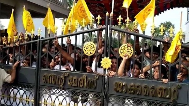 Why doesn't the Kerala government want the Orthodox faction