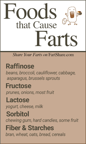 What foods cause farting? - Quora