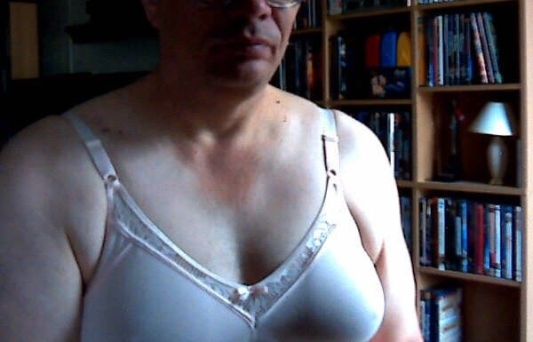 How to wear bra for men fotos