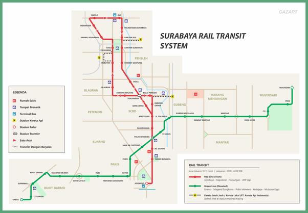 Other Than Jakarta Palembang And Bekasi What Indonesian Cities
