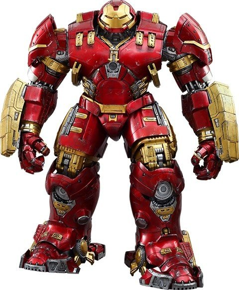 MARK XLIV Is An Armor Developed By Tony Stark To Prevent The Destruction And Confront Bruces Alter Ego However Bruce Helped Him This As A