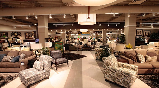 Superieur ... Dining Room Furniture And As Luxury Sofas, When You Will Visit Ashley  Furniture Stores Herndon VA There Staff Will Guide You About Different  Option That ...