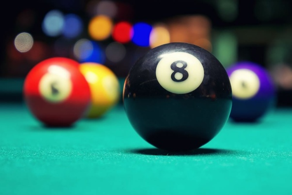 How To Set Up Pool Balls Quora >> Does The Number 8 Have Special Meaning Quora
