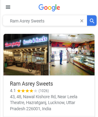 How to add a restaurant logo on Google Maps - Quora