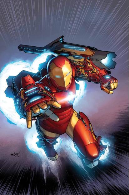 What is Iron Man's model prime armor? - Quora
